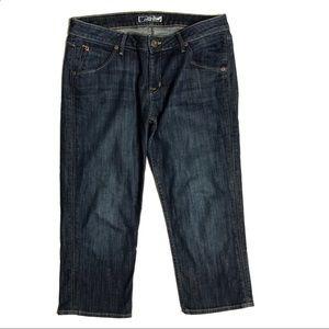HUDSON Crop Jeans W419DKS